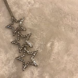 Torrid Long Silver Necklace